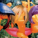 Jeff Koons - Hair With Cheese
