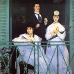 The balcony-Edouard Manet 1868-69