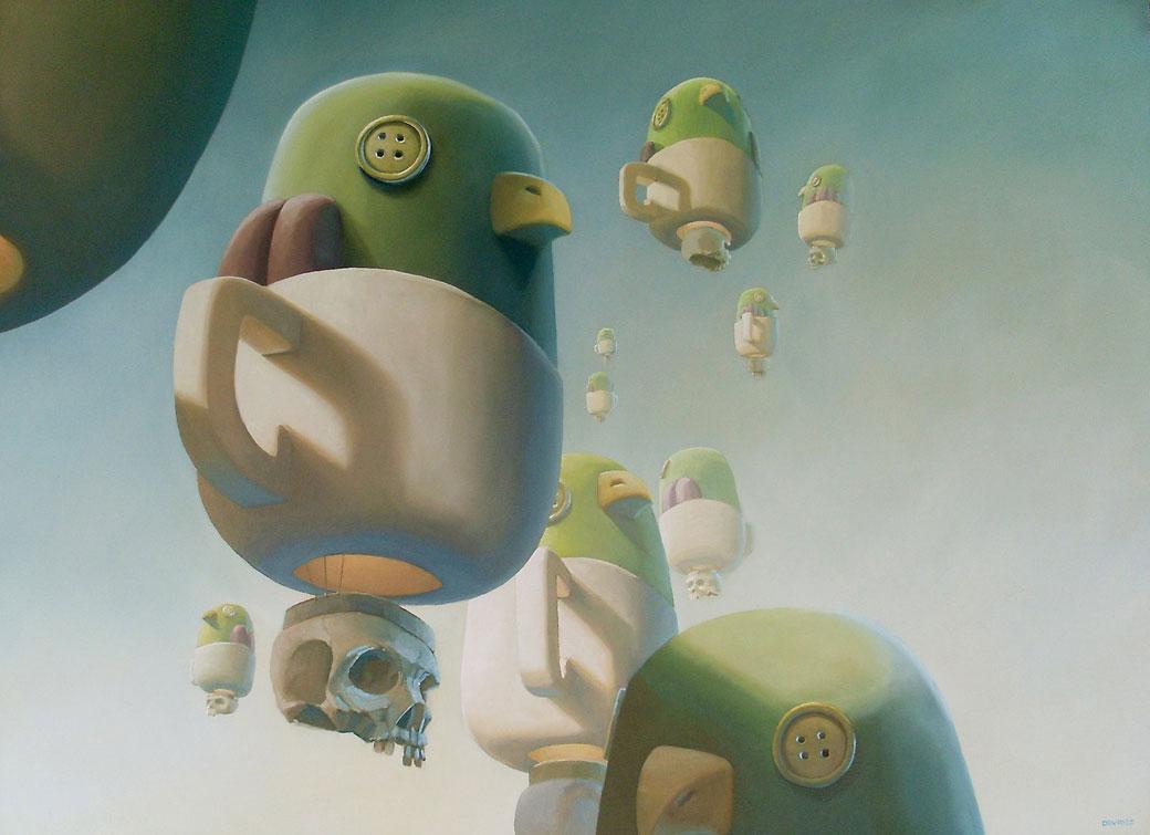 Shane Devries: Painting