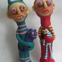 Nicole Johnson: Art Dolls