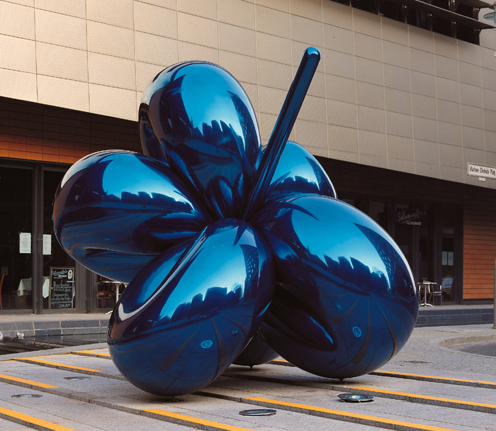 Jeff-Koons-Balloon-Flower