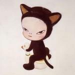 yoshitomo-nara_kitty2