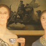 Daughters of the Revolution-Grant Wood- 1932
