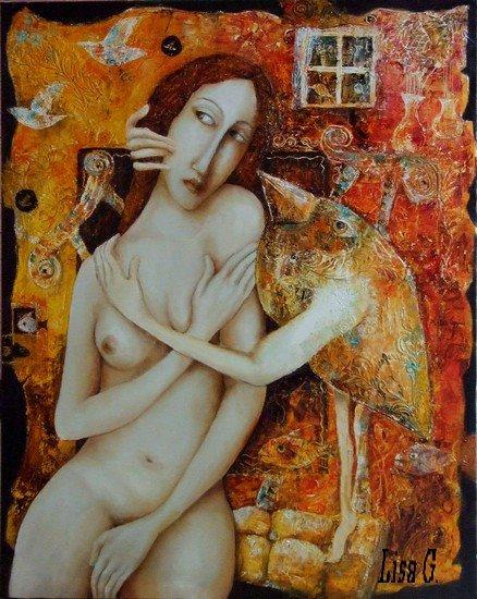 Lisa G: Painting