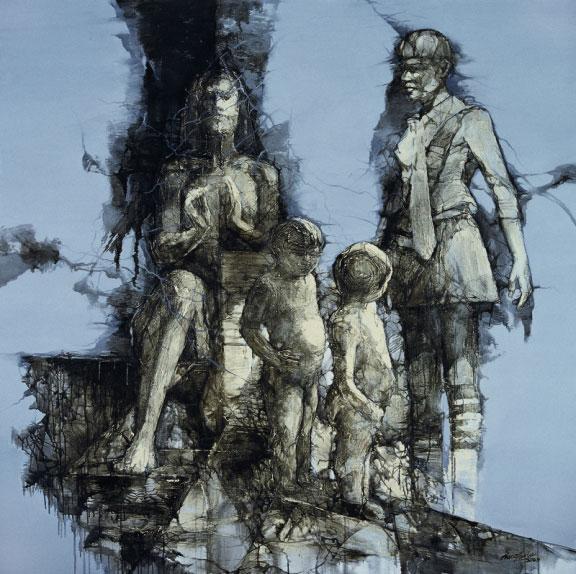 Liao Zhenwu: Painting
