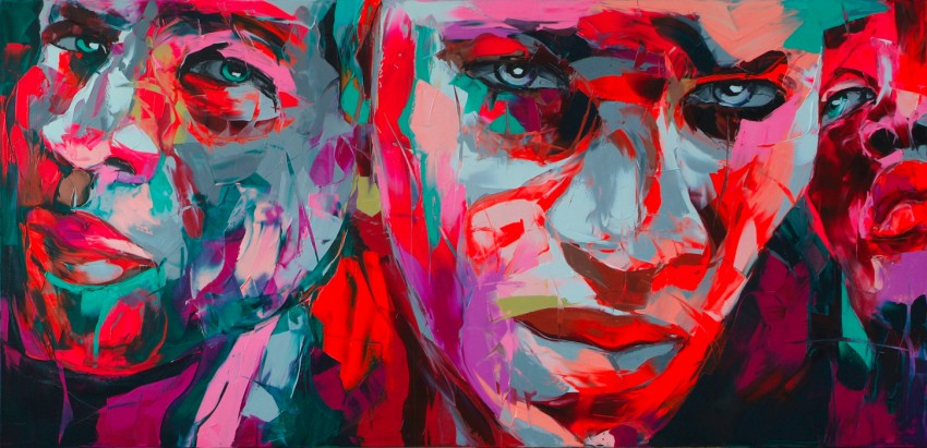 Françoise Nielly: Painting