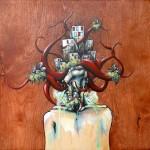 Daryll Peirce: Painting