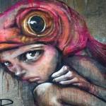 Herakut: Street/Urban Art