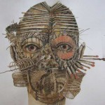 Scott Marr: Natural Pigment Pyrography