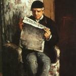 Artists Father-Paul Cezanne