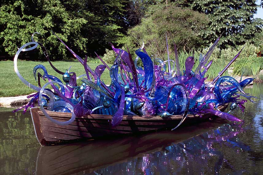 Dale Chihuly Glass Sculpture Daily Art Fixx