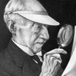 Father of the Artist-MC Escher