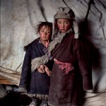 Nomad Children-Amdo Tibet-2001-Steve McCurry