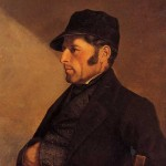 Portrait-of-the-Artists-Father---Gustave-Couret-1840
