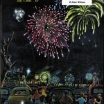 Saturday Evening Post -      Ben Kimberly Prins Fireworks July 4, 1953