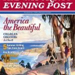 Saturday Evening Post - Eric Bowman America the Beautiful 2009