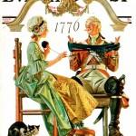 Saturday Evening Post - J.C. Leyendecker Truce 1931