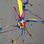 Yellowknife Sunlight - Alex Janvier