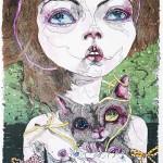 Del Kathryn Barton: Painting