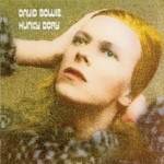 George Underwood-David Bowie-Hunky Dory-1971