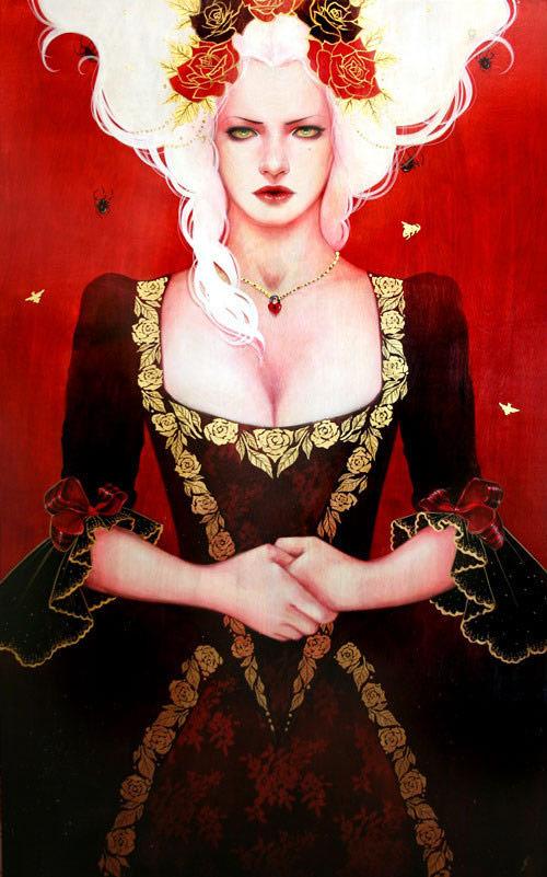 Sylvia Ji: Painting