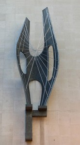 Barbara_Hepworth_Winged_Figure_1963