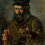 El hombre de la gorra-Pablo-Picasso-1895