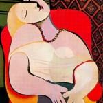 El sueño-Pablo-Picasso-1932