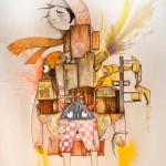 Gosha Levochkin: Painting/Illustration