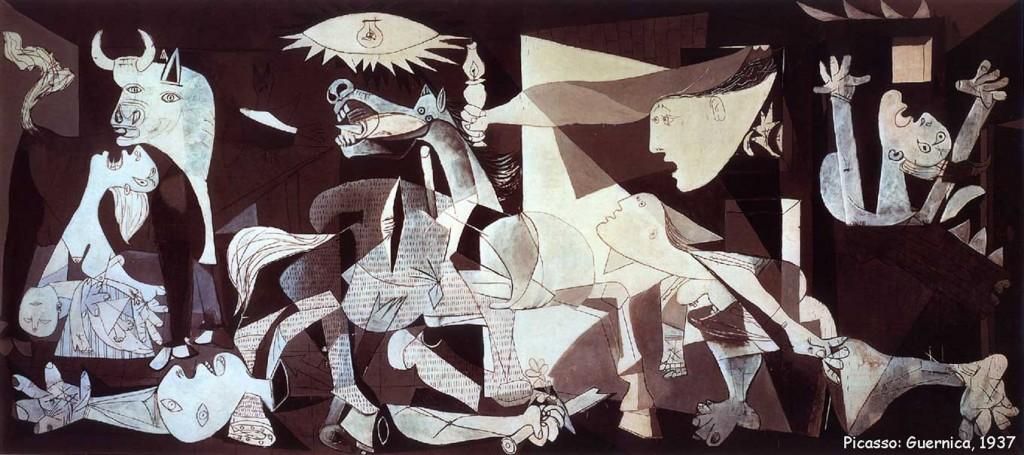 Guernica-Pablo-Picasso-1937