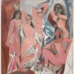 Les_Demoiselles_d'Avignon-Pablo-Picasso-1907