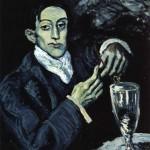 Portrait-of-Angel-Fernandez-de-Soto-Pablo-Picasso-1903