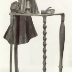 The Surrealist Table-Alberto Giacometti-1933