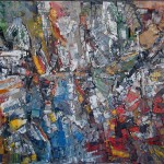Untitled-Jean-Paul Riopelle-1956
