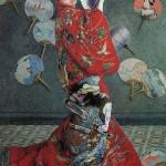 La Japonaise-Claude-Monet-1876