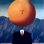 The Art of Living - Rene Magritte-1967