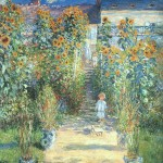 The-Artist's-Garden-at-Vétheuil-Claude-Monet-1880