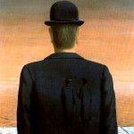 The Spirit of Adventure-Rene Magritte-1962