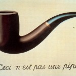 The Treachery of Images-Rene-Magritte-1928-29