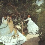 The women in the Garden-Claude-Monet-1866-67