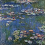 Water Lilies - Claude-Monet-1916
