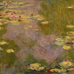 Water Lilies-Claude Monet-1919