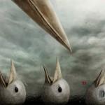 Anton Semenov: Digital Illustration
