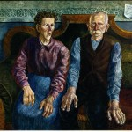 Parents of the Artist-Otto Dix-1924