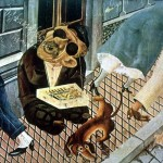 The Match Seller-Otto-Dix-1921