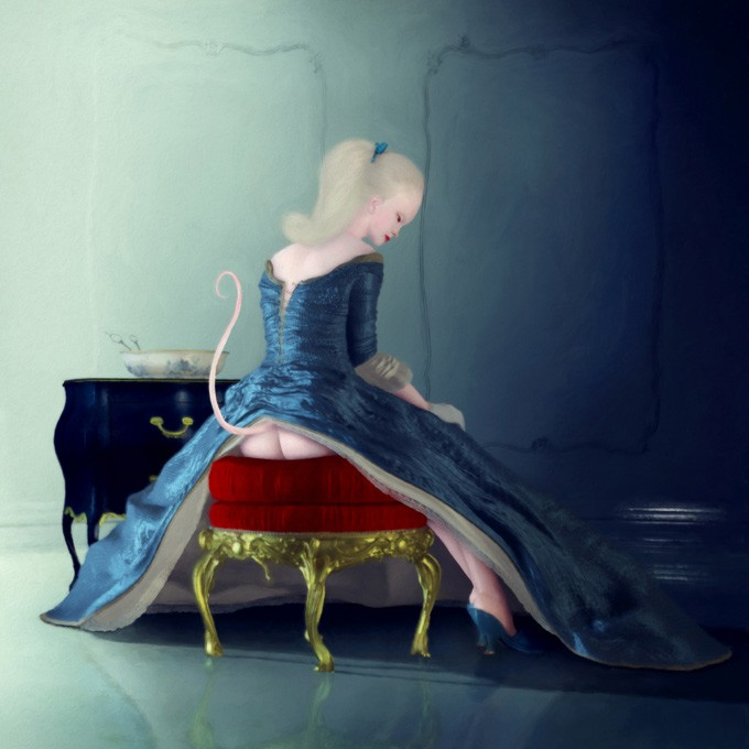 Ray Caesar: A Gentle Kind of Cruelty