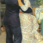 Dance in the Counry - Pierre Auguste Renoir - 1872
