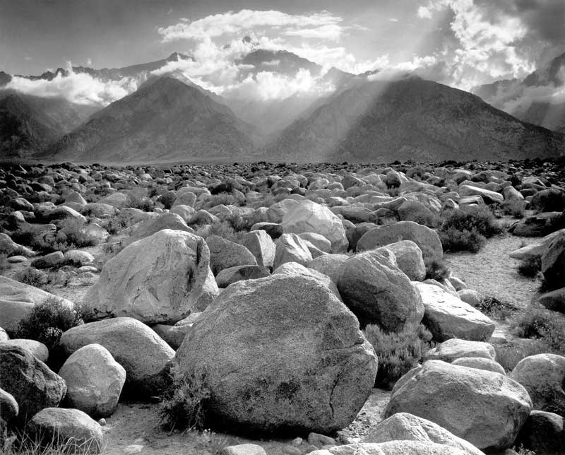 ansel adams sierra nevada - photo #11