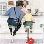 The-Runaway-Norman-Rockwell-1958