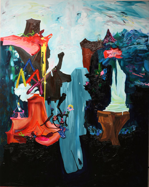Ali Smith: Abstract Painting